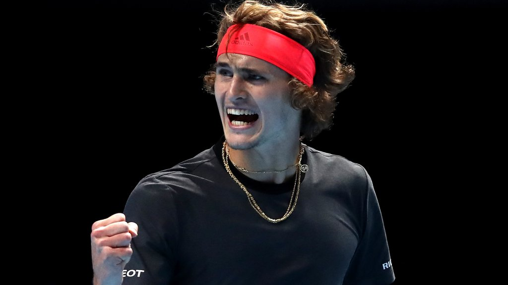 A new superstar has arrived - Becker says Zverev's win is a watershed moment
