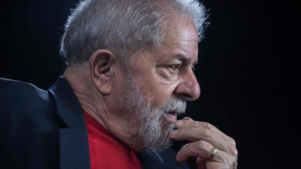 Brazil's ex-President Luiz Inacio Lula da Silva