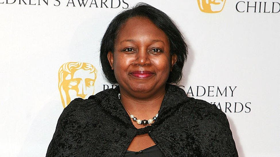 BBC News - Malorie Blackman: UK hate crimes inspired my new book