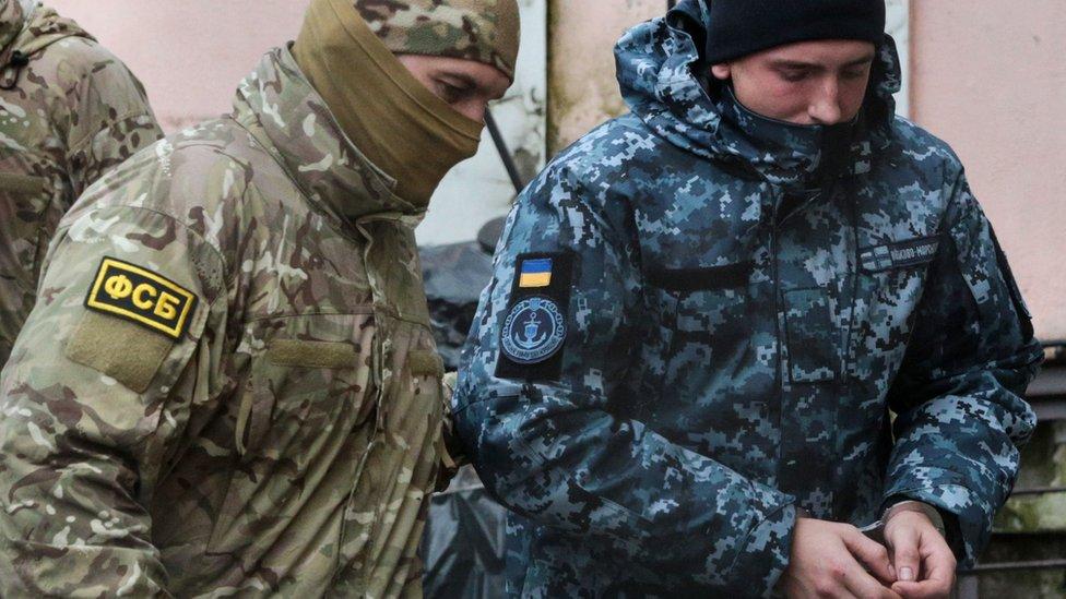 Росія не виконуватиме рішення трибуналу ООН про звільнення українських моряків
