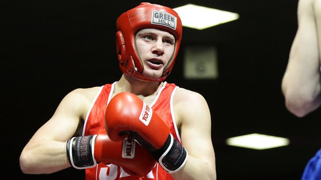 Paul Hyland Jnr will top the bill at the Europa Hotel