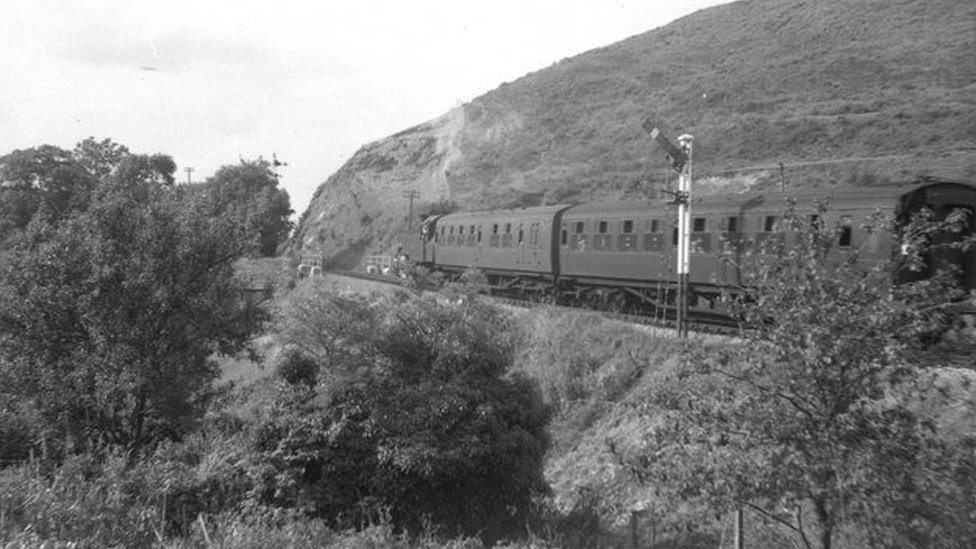Swanage branch line