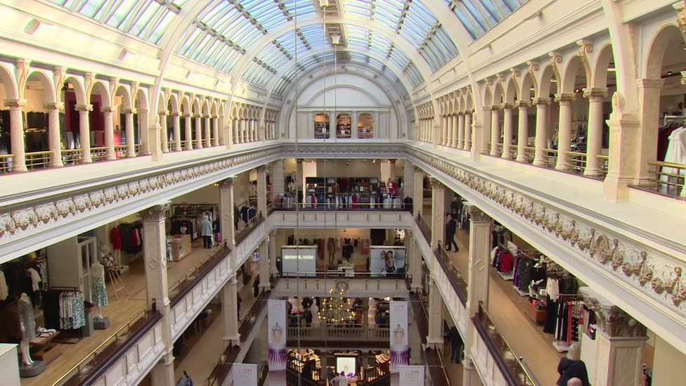 Frasers in Glasgow