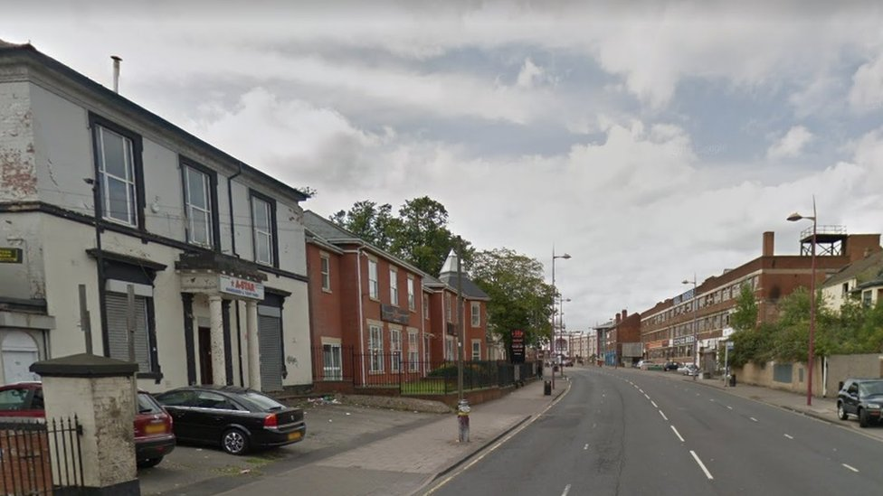 Soho Hill, Hockley, Birmingham