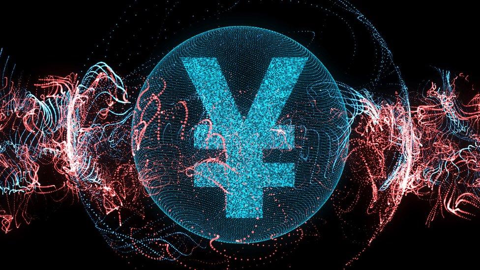 Diseño de un yuan digital