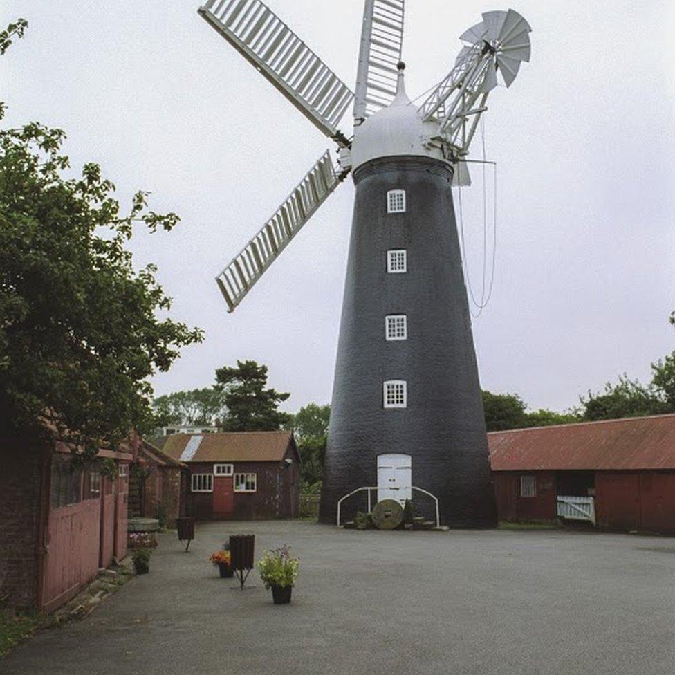 Dobson's Windmill