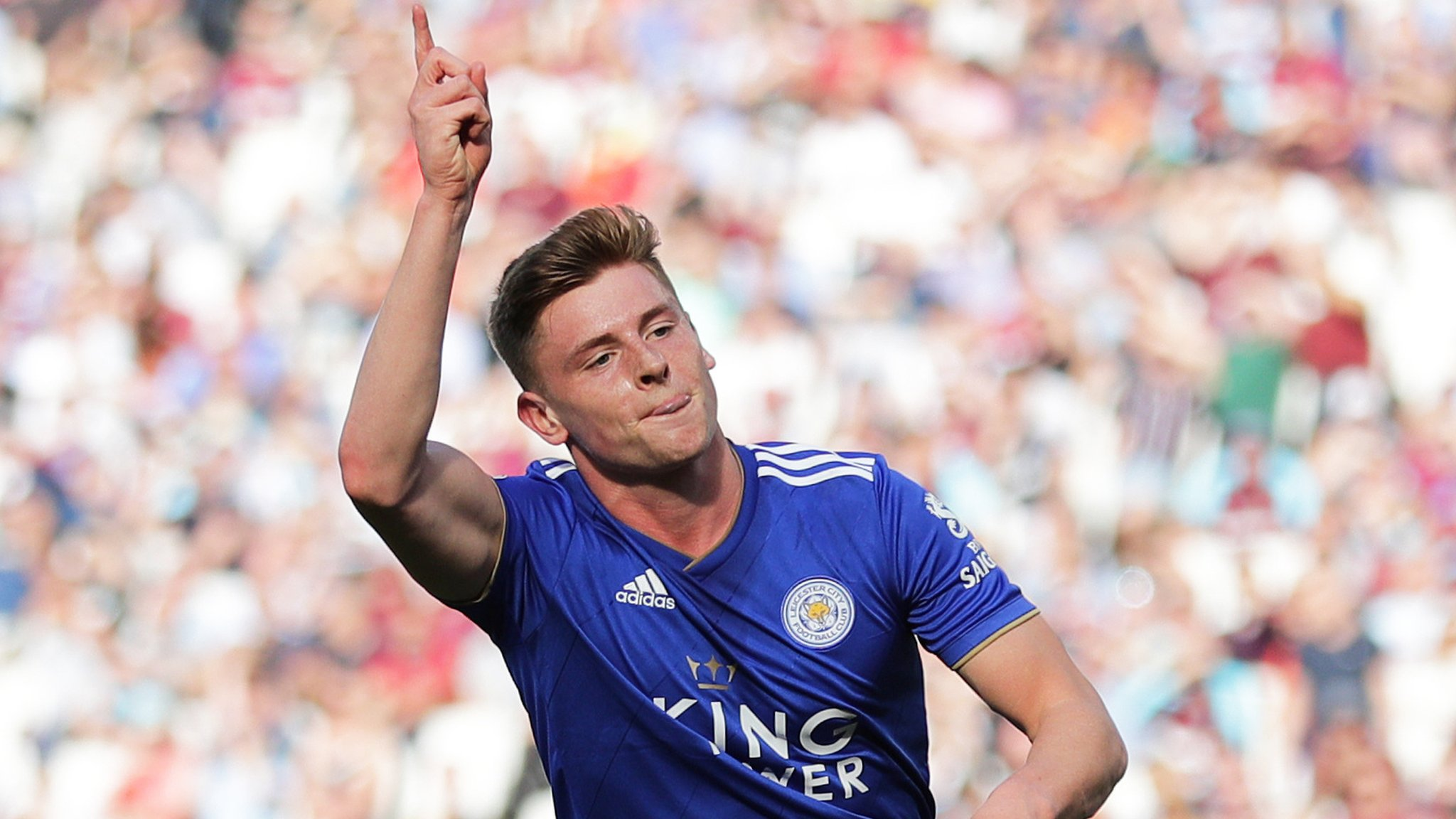 West Ham 2-2 Leicester: Harvey Barnes secures controversial late draw