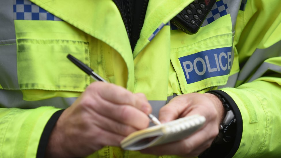 Violent offences 'dealt with informally' by police forces