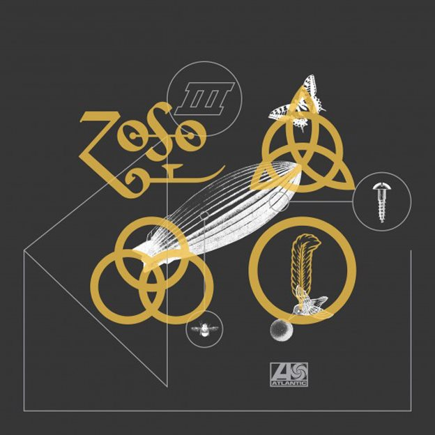 Artwork for Led Zeppelin's Rock and Roll