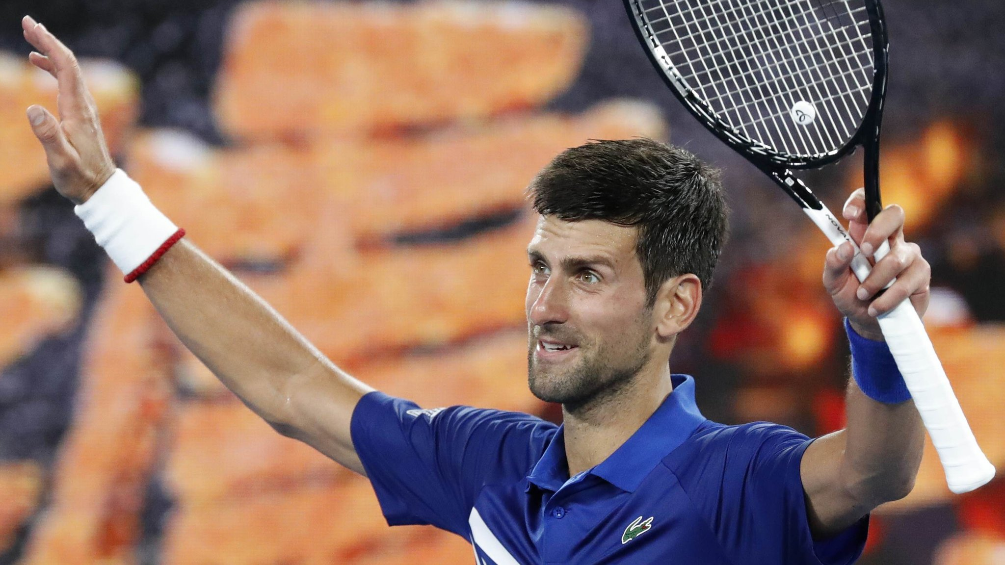 Djokovic confident over fitness after gruelling win over Medvedev