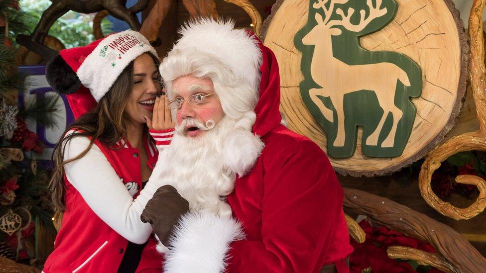 Deda Mraz u Diznilendu