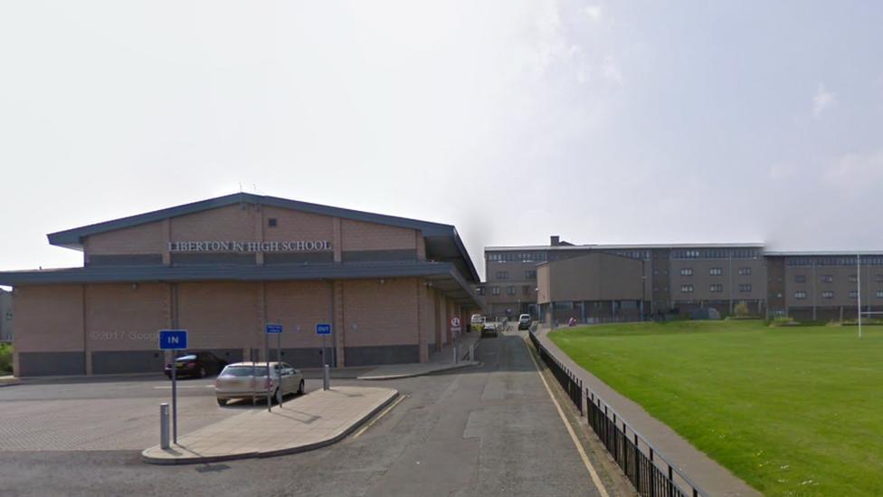 Three 'near misses' at Edinburgh school