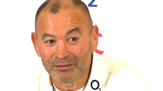 Six Nations: Eddie Jones says England are ready to 'play well'