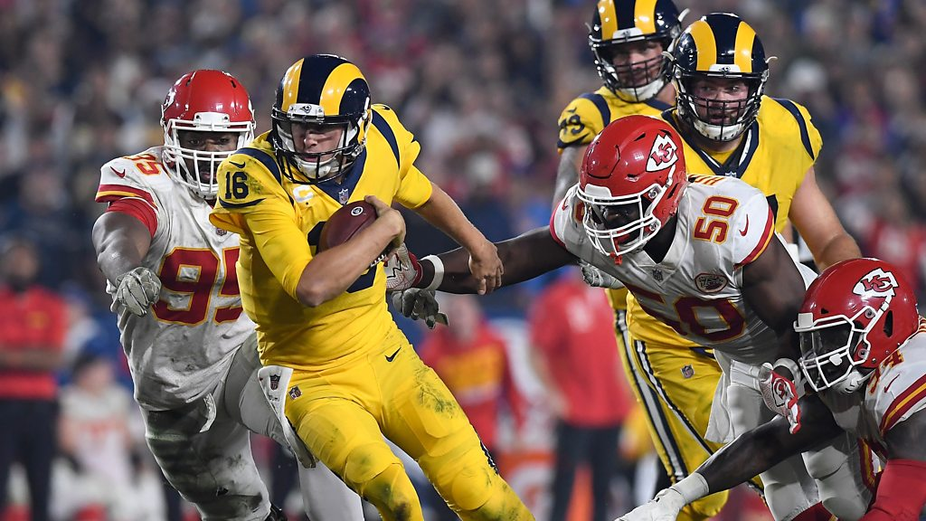 Watch all 14 touchdowns as Rams beat Chiefs in 105-point NFL classic