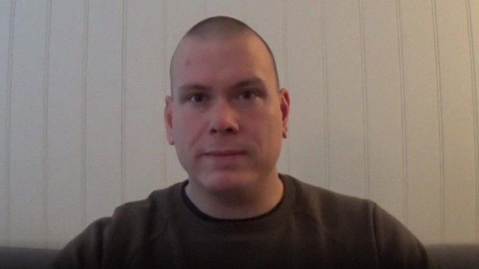 Espen Andersen Brathen, in a 2017 video