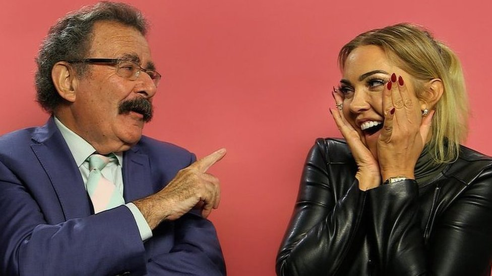 Brexit dinner date: Big Brother contestant meets Lord Winston