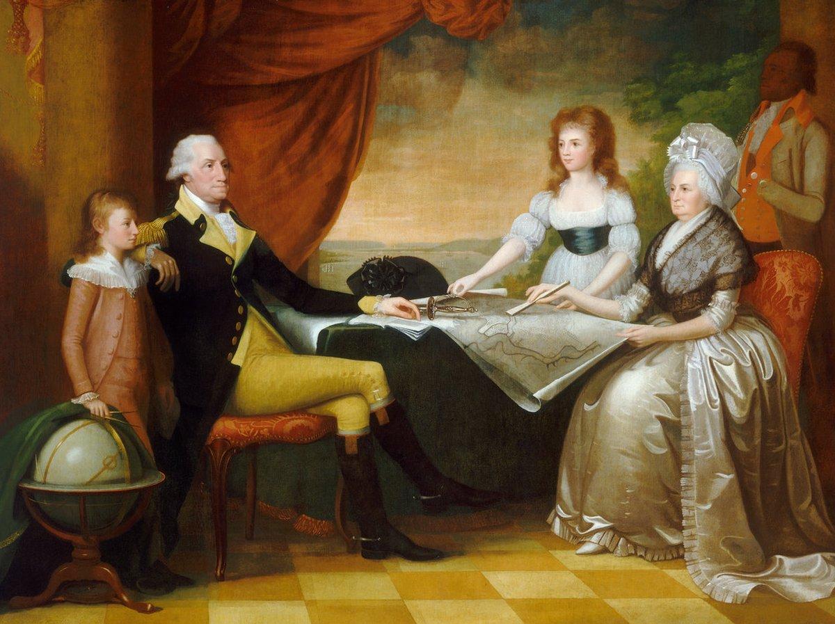 The Washington Family, de Edward Savage