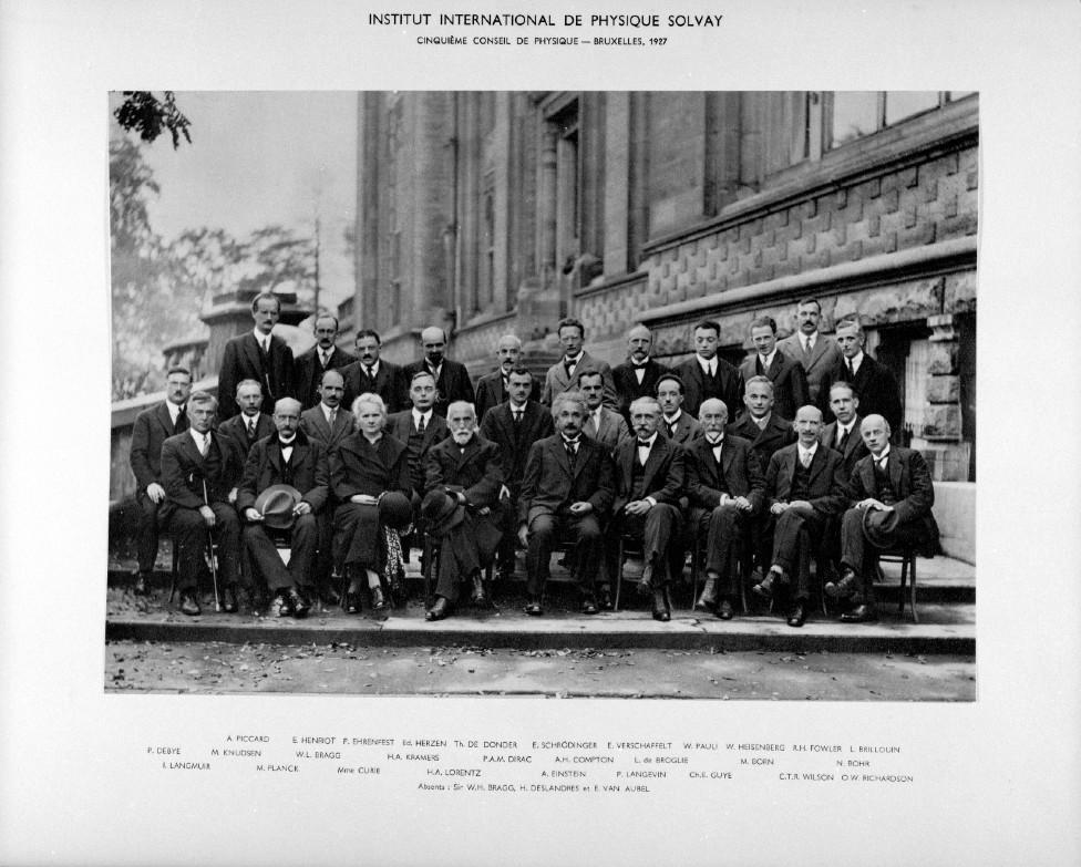 Conferencia Solvay (1927)