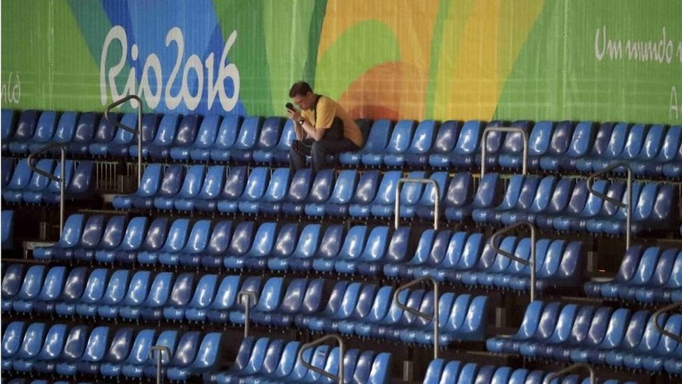 Rio Olympics - Athletics - Preliminary - Men's High Jump Qualifying Round - Group A - Olympic Stadium - Rio de Janeiro, Brazil - 14/08/2016.