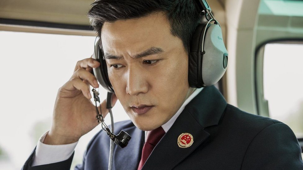 Image of actor Lu Yi from the Chinese TV show In The Name of the People
