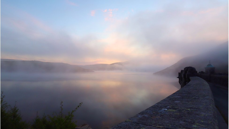Craig Goch dam Elan Valley