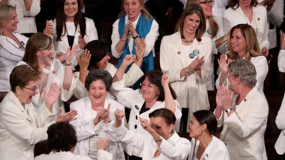 Novoizabrane predstavnice u Kongresu potiču iz Demokratske stranke