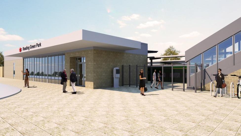 Green Park station visualisation