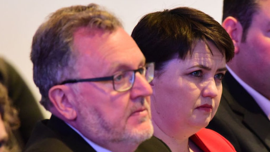 Mundell 'did not threaten Brexit resignation'