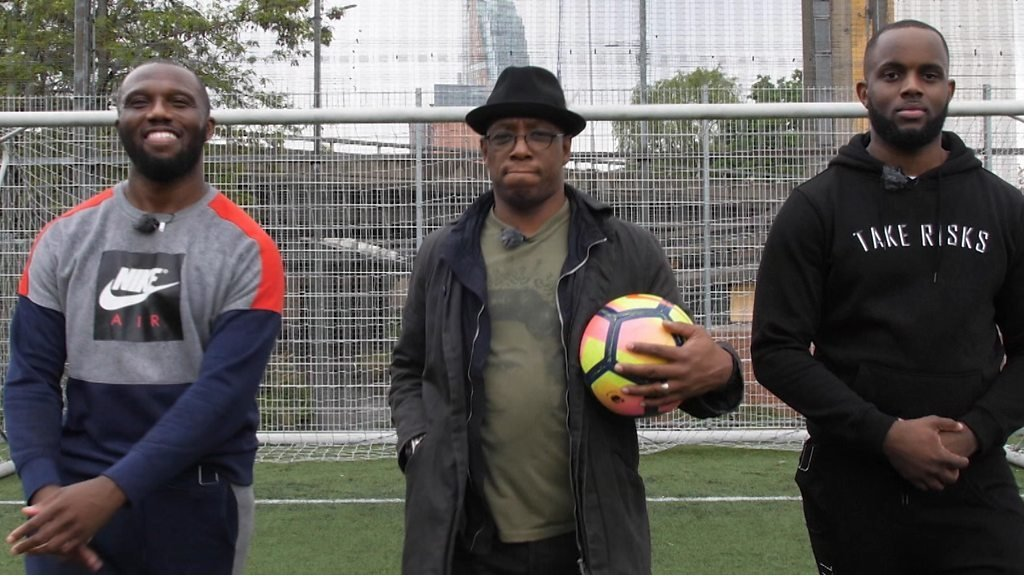 Ian Wright's Tekkers Challenge: Headie One v RV