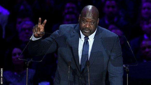 """""""Kobi i ja smo jedan drugog gurali napred da pružamo neke od najboljih košarkaših partija u istoriji ovog sporta"""", istakao je O'Nil."""