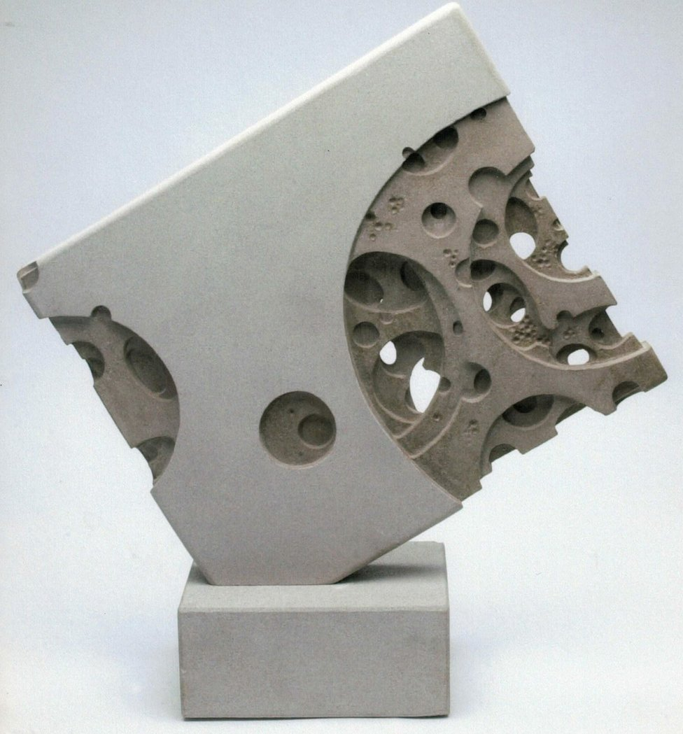 Escultura de Ian Powell