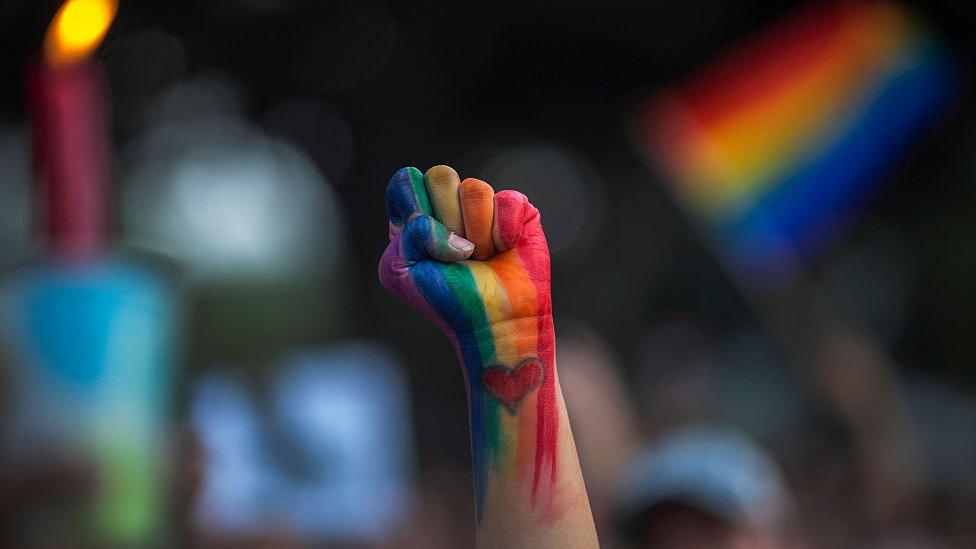 Activista LGTB
