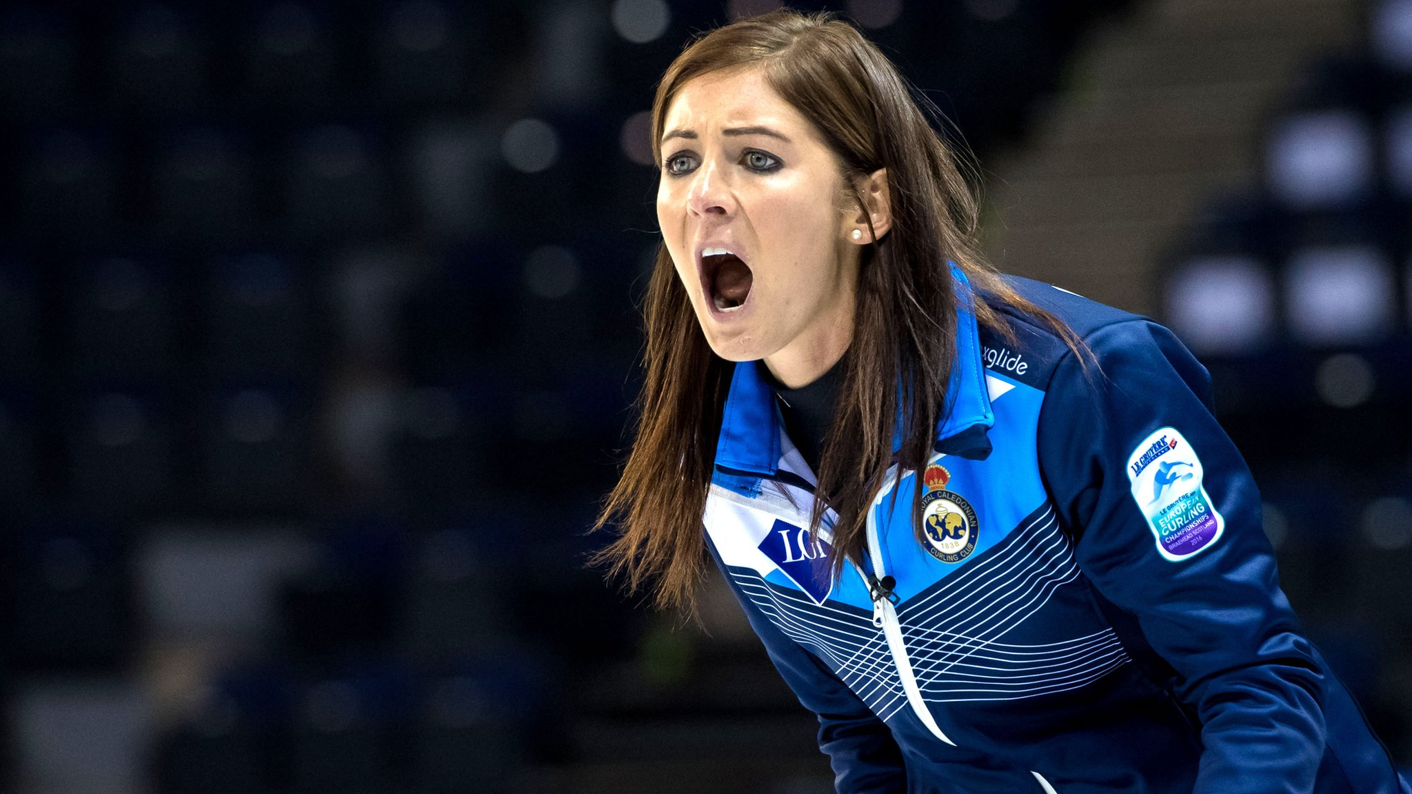 Eve Muirhead: Every time I went on the ice I was going through a lot of pain