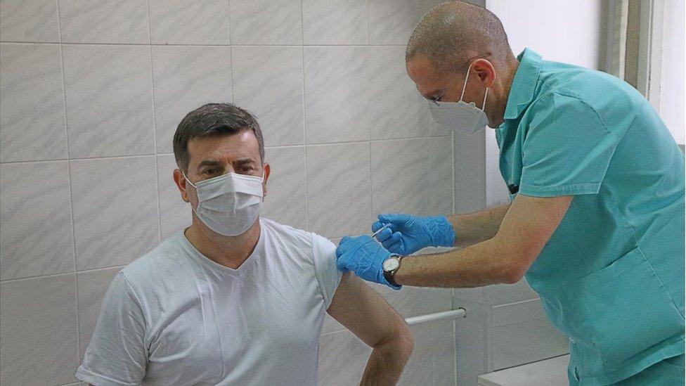 Đerlek na vakcinaciji