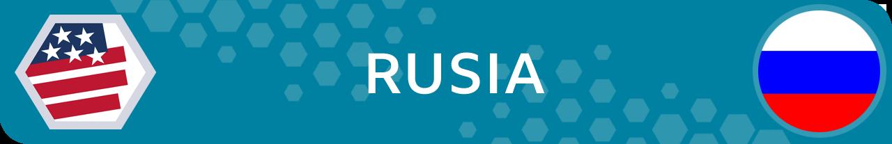 Banner Rusia