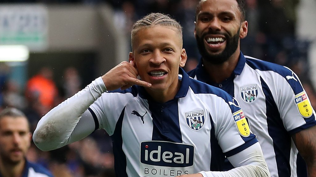 West Bromwich Albion 2-0 Millwall: Dwight Gayle and Kieran Gibbs extend Baggies' good home run