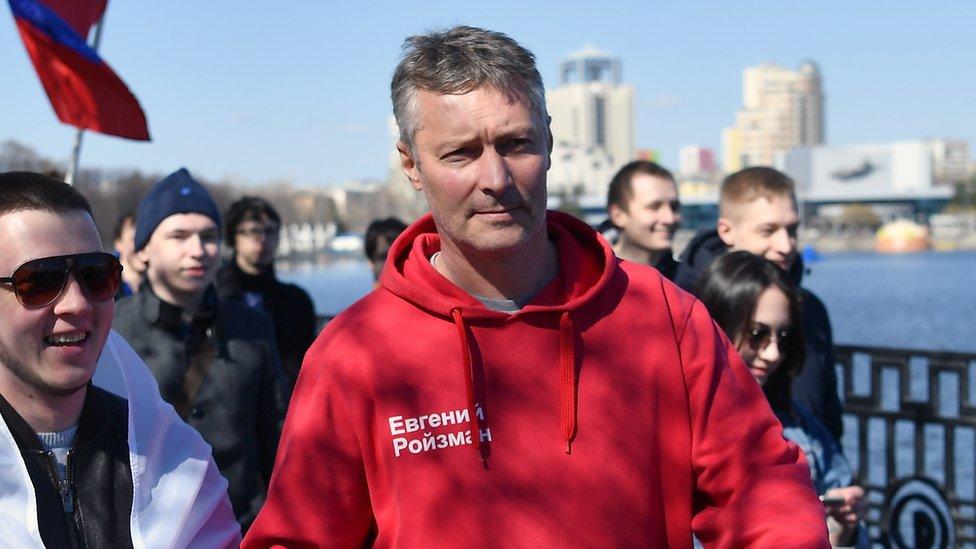 Ройзман уходит в отставку из-за отмены выборов мэра Екатеринбурга