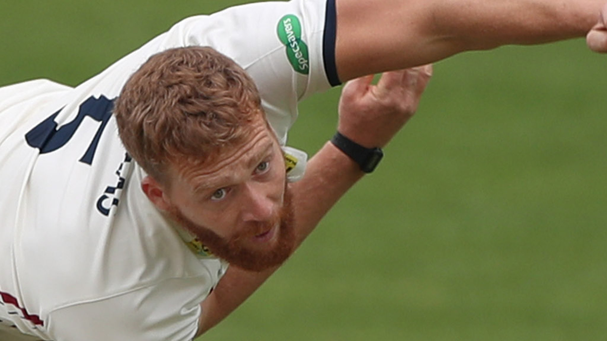 Ivan Thomas: Kent fast bowler faces absence after knee surgery