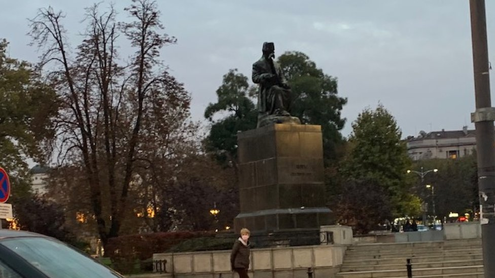 Vukov spomenik jedno je od obeležja prestonice Srbije