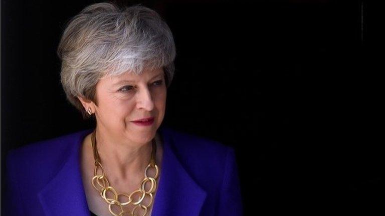 Тереза Мэй согласилась на голосование о новом референдуме по