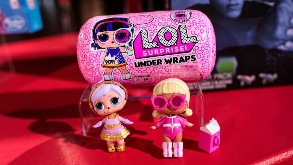 Muñecas L.O.L. Surprise!