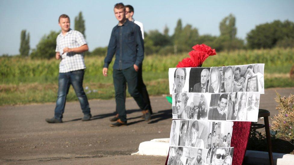 Крушение MH17: следствие установило связи между Москвой и лидерами ДНР