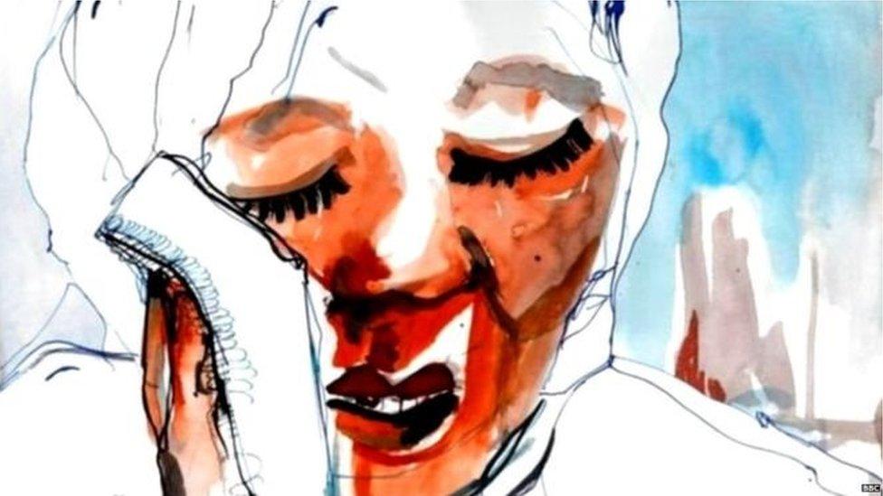 अलवर: पति के सामने 'गैंग रेप', वीडियो वायरल