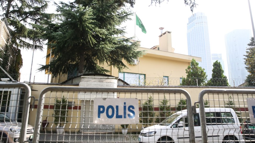 Jamal Khashoggi case: Fox and Mnuchin quit Saudi summit