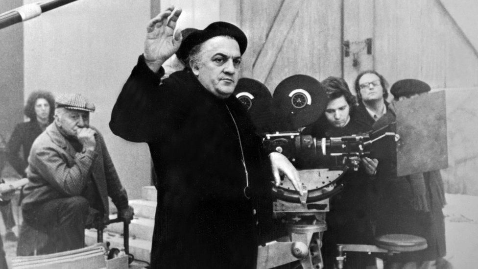 Fellini es uno de los directores italianos que ganó el Oscar.