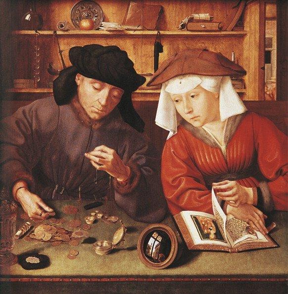 A través de la historia de la humanidad, una arrolladora mayoría de transacciones monetarias son crediticias.
