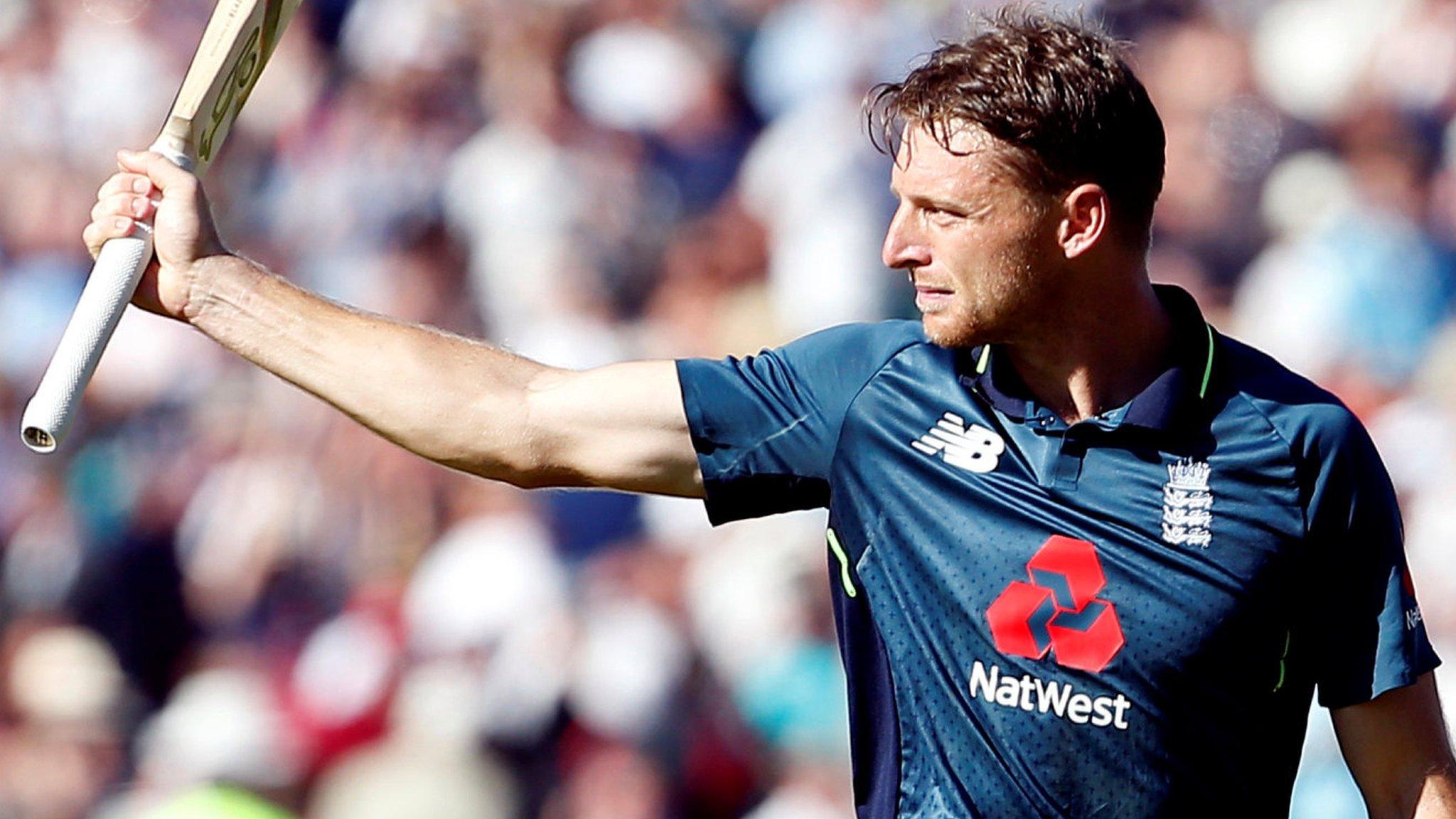 England v Australia: Jos Buttler century secures 5-0 ODI whitewash