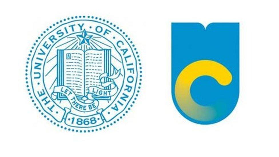 Logos de la Universidad de California