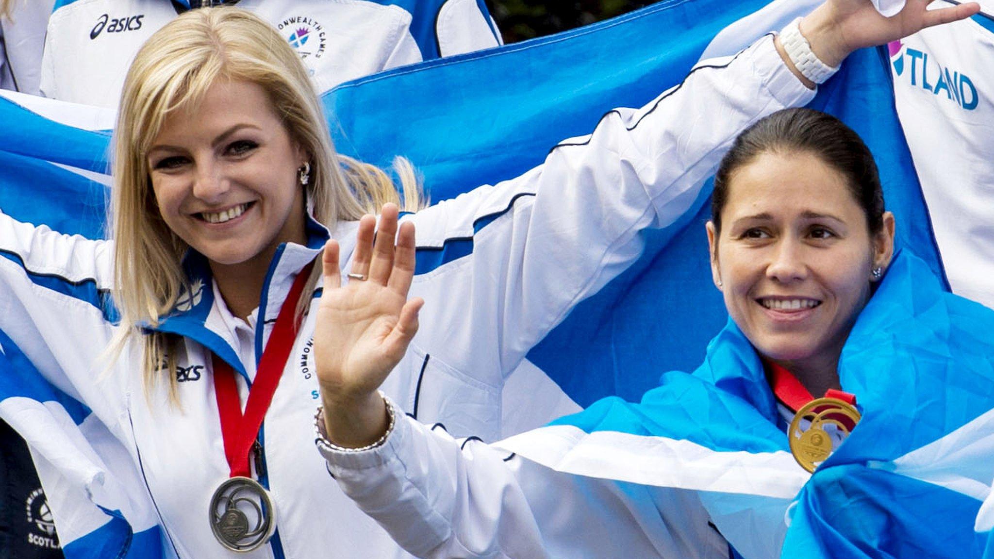 Stephanie Inglis coaches Louise Renicks at European Veteran Judo Championships