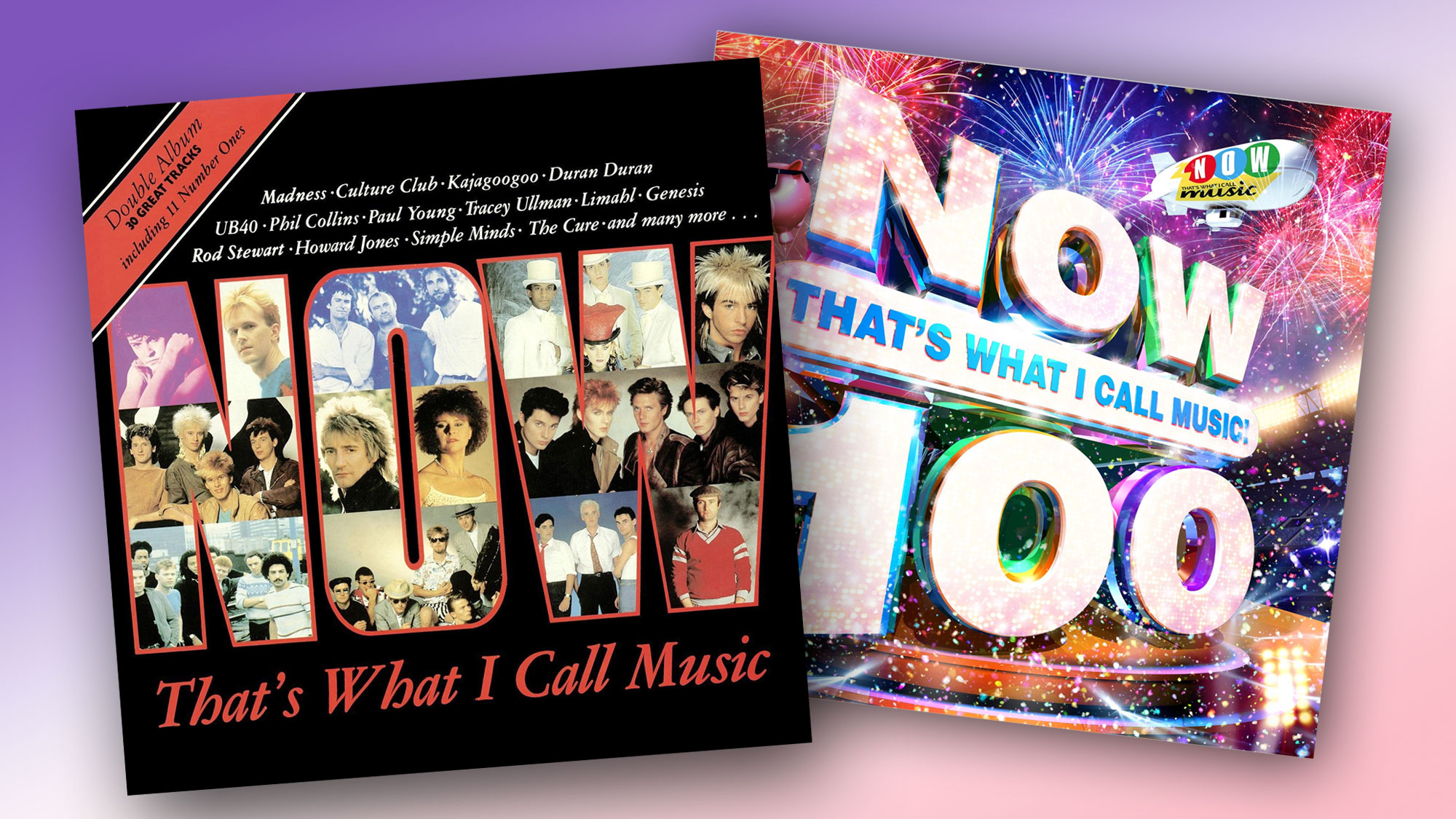 Now That's What I Call Music: How one compilation came to rule them all